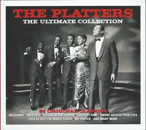 The Platters - Ultimate Collection...Best Of...Greatest Hits (3CD) NEW/SEALED