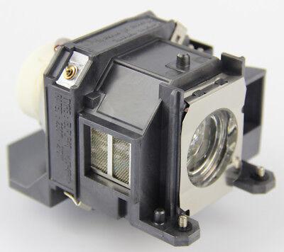 (Compaitble Projector Lamp W/Housing ELPLP40 For Epson PowerLite 1825 1810p 1815p)