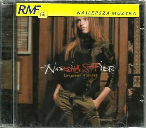 Natasha St-Pier – Longueur D&#039;ondes (Sealed/Folia,Polish Stickers) - <span itemprop=availableAtOrFrom>Kolo, Polska</span> - Natasha St-Pier – Longueur D&#039;ondes (Sealed/Folia,Polish Stickers) - Kolo, Polska
