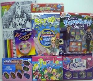 Girls Christmas ,Xmas Toy Bundle ,stocking fillers (now with free gift )