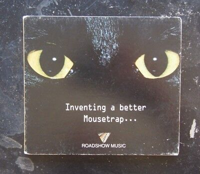 Promo CD - Inventing a Better Mouse Trap - Cyberia, Dragon, Dwight
