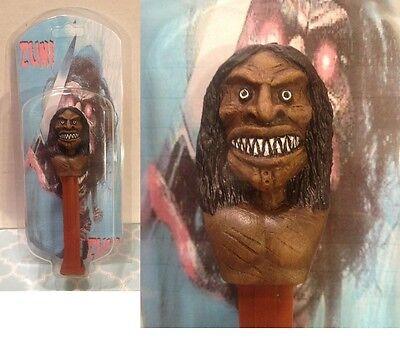 Universal Monsters Custom Made Piece ZUNI WARRIOR Trilogy Of Terror (White Eyes)