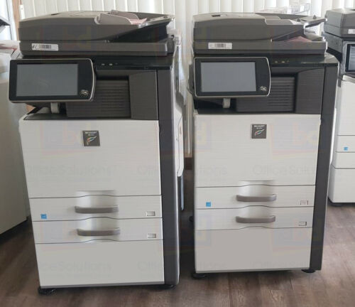 Sharp Mx-5141n A3 Color Laser Copier Printer Scanner Mfp 51ppm 4141 4140 5140