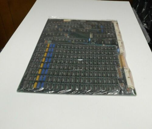 Gould Memory Module Prom PC Board, AS-506P-032, M506-000, Rev C, Used