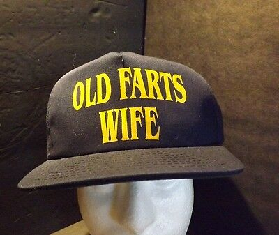 Old Fart's Wife Ball Cap