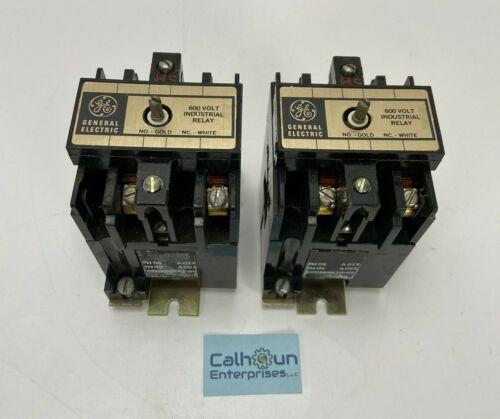 General Electric CR120B 020 Contactor 55-513696G22  *WARRANTY*