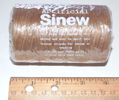 300 Yards Imitation Natural Sinew Craft sewing Wrapping Dream Catcher beading