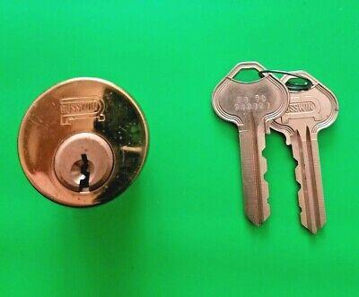 Corbin Russwin 6-pin Mortise Cylinder D1 Keyway 605 2 Keys Nos Locksmith