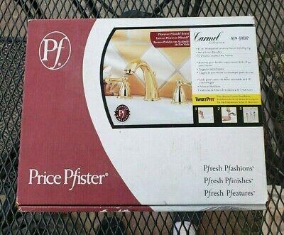 PRICE PFISTER 8J9-J0BP Carmel Collection 8