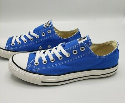 Converse All Star Ox Light Sapphire Blue Men's Size 11