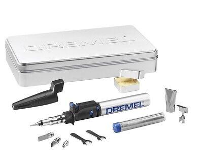 Dremel 2000-01 Versa Tip Precision Butane Soldering Torch, New, Free Shipping