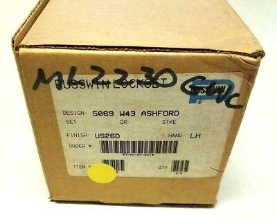 Corbin Russwin Ml2230 Lockset