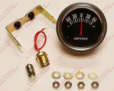 Ammeter Amp Gauge For Case C Cc D Dc L La S Sc So V Vc Vac 420 425 600 700 800