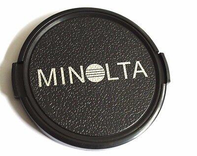 62mm Front Lens Cap (62 mm MINOLTA ,Objektiv Frontdeckel,Objektivdeckel,Deckel,Kappe,Lens Cap 62 MM)