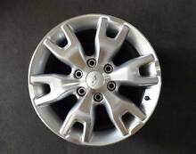 """18"""" Ford Ranger Wildtrack 2015 Wheels - BT50 COLORADO HILUX UTE Ferntree Gully Knox Area Preview"""