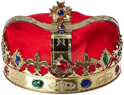 King Costume Crown Adult One Size (King Costume)