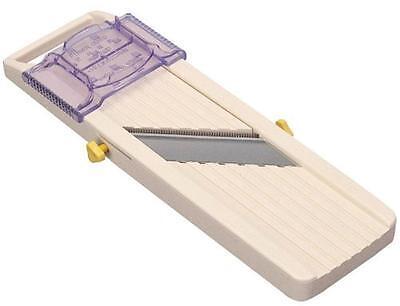 Ivory Japanese Benriner Mandolin Vegetable Slicer S-3693
