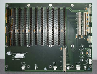 Industrial Computer Source Backplane Model 14013-10c Nice