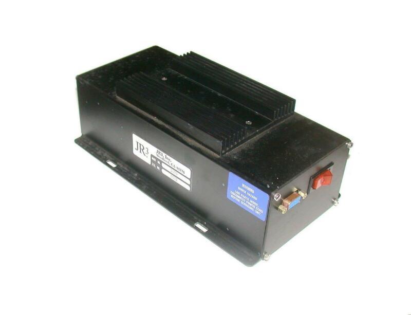 JR3 INC. 1403  Force-Torque Sensor Power Supply