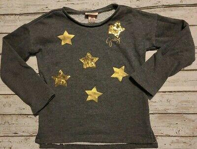 Girls Juicy Couture Sweat Shirt Size 8-10