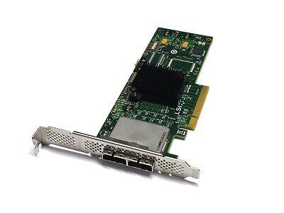 Avago LSI SAS 9200-8e SATA / SAS HBA 8port Controller extern 6Gbps PCIe x8