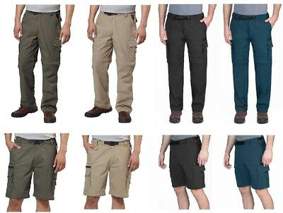 (NEW BC Clothing Men's Convertible Pant with Stretch, Scouts, Many COLORS & SIZES)