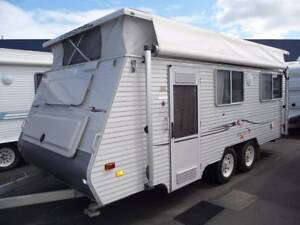 2005 Coromal Excel 542 with AIRCON @ South West RV Centre
