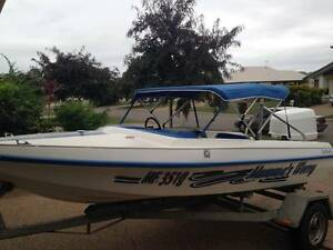Caribbean Ski Boat Condon Townsville Surrounds Preview