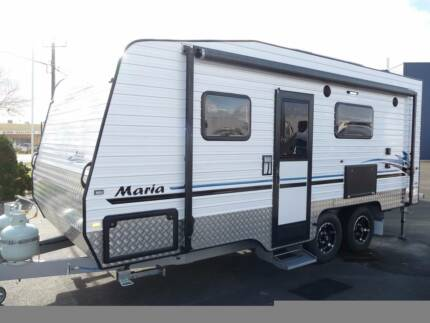 "NEW 2018 Villa Maria 18'6"" FULL ENSUITE @ South West RV Centre East Bunbury Bunbury Area Preview"
