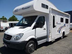 2010 Jayco Conquest/Merc Sprinter 4 Berth @ South West RV Centre East Bunbury Bunbury Area Preview