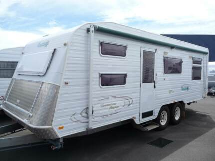 2007 Roadstar Dreamtime 23' FAMILY VAN @ South West RV Centre East Bunbury Bunbury Area Preview