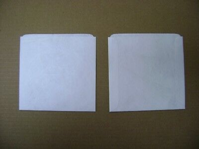 1000 Tyvek Cd Dvd Sleeve No Window No Flap Made In Usa