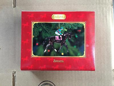 BREYER Zenyatta Ornament #700906 racehorse thoroughbred