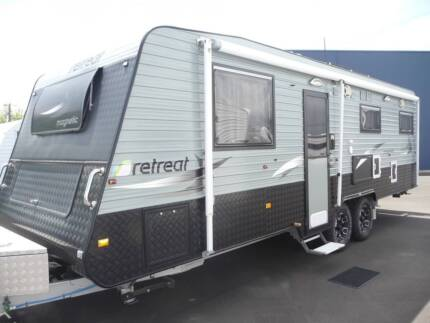 2014 Retreat Magnetic 25' with EVERYTHING @ South West RV Centre East Bunbury Bunbury Area Preview