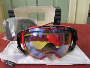 Oakley Airbrake Snow Goggles - 2 Lens - Ski Snowboard NEW Heathcote Sutherland Area Preview