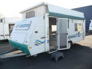 2000 Jayco Freedom 17' with AIR and ANNEX @ South West RV Centre East Bunbury Bunbury Area Preview