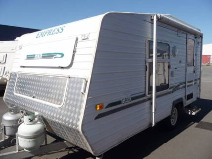 "2001 Empress Gem 16'6"" Full Van @ South West RV Centre East Bunbury Bunbury Area Preview"