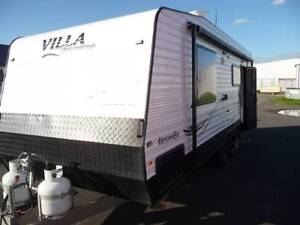 """2014 Villa Veronika 21'6"""" with SOLAR @ South West RV Centre East Bunbury Bunbury Area Preview"""