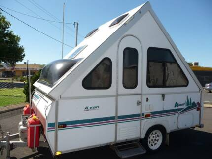 1999 A'Van A-Liner with SOLAR & ANNEX @ South West RV Centre East Bunbury Bunbury Area Preview
