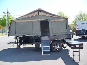 2015 MDC Jackson Forward-Fold OFF-ROAD Camper Trailer East Bunbury Bunbury Area Preview