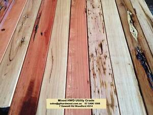 Mixed Hardwood Pencil Round Utility Grade Decking Brisbane City Brisbane North West Preview