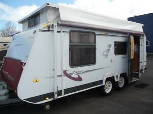 2005 A'van Tayla 18' with AIR and ANNEX @ South West RV Centre East Bunbury Bunbury Area Preview