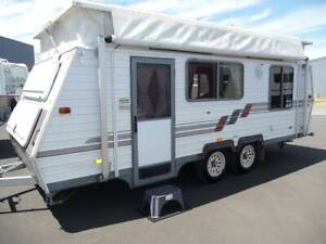 CHEAP!! 1995 Coromal Seka 535 with AIRCON @ South West RV Centre