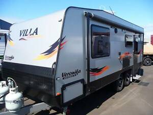 "NEW 2017 Villa Veronika 21'6"" Semi-OffRoad @ South West RV Centre East Bunbury Bunbury Area Preview"