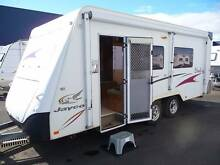 "2007 Jayco Sterling 19'6"" Shower & Toilet @ South West RV Centre East Bunbury Bunbury Area Preview"