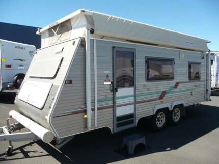 1998 Coromal Seka 580 (19') with AIR @ South West RV Centre East Bunbury Bunbury Area Preview