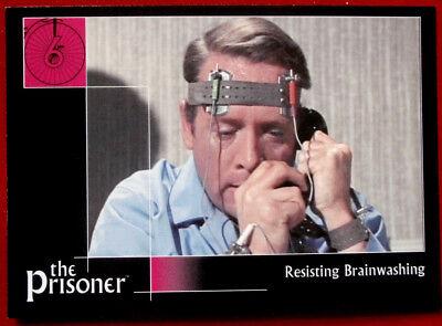 THE PRISONER Auto Series - Vol 1 - RESISTING BRAINWASHING - Card #15 Cards Inc