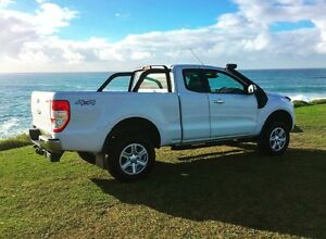2013 Ford Ranger Ute Curl Curl Manly Area Preview