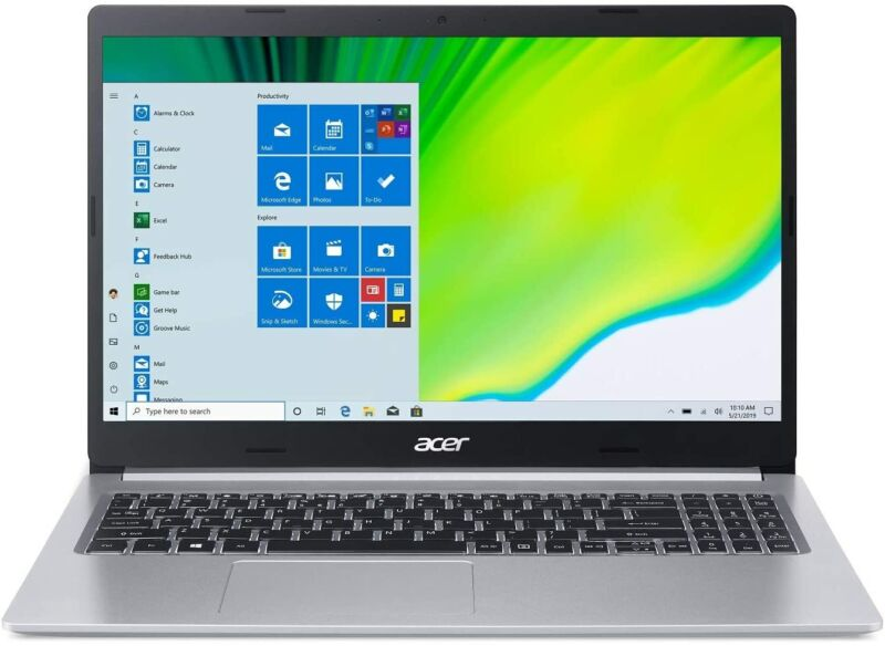Acer-Aspire-5---15.6-Laptop-AMD-Ryzen-5-4500U-2.3GHz-8GB-Ram-256GB-SSD-Win10H