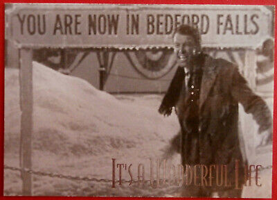 IT'S A WONDERFUL LIFE - Individual Card #60 - Hello, Bedford Falls